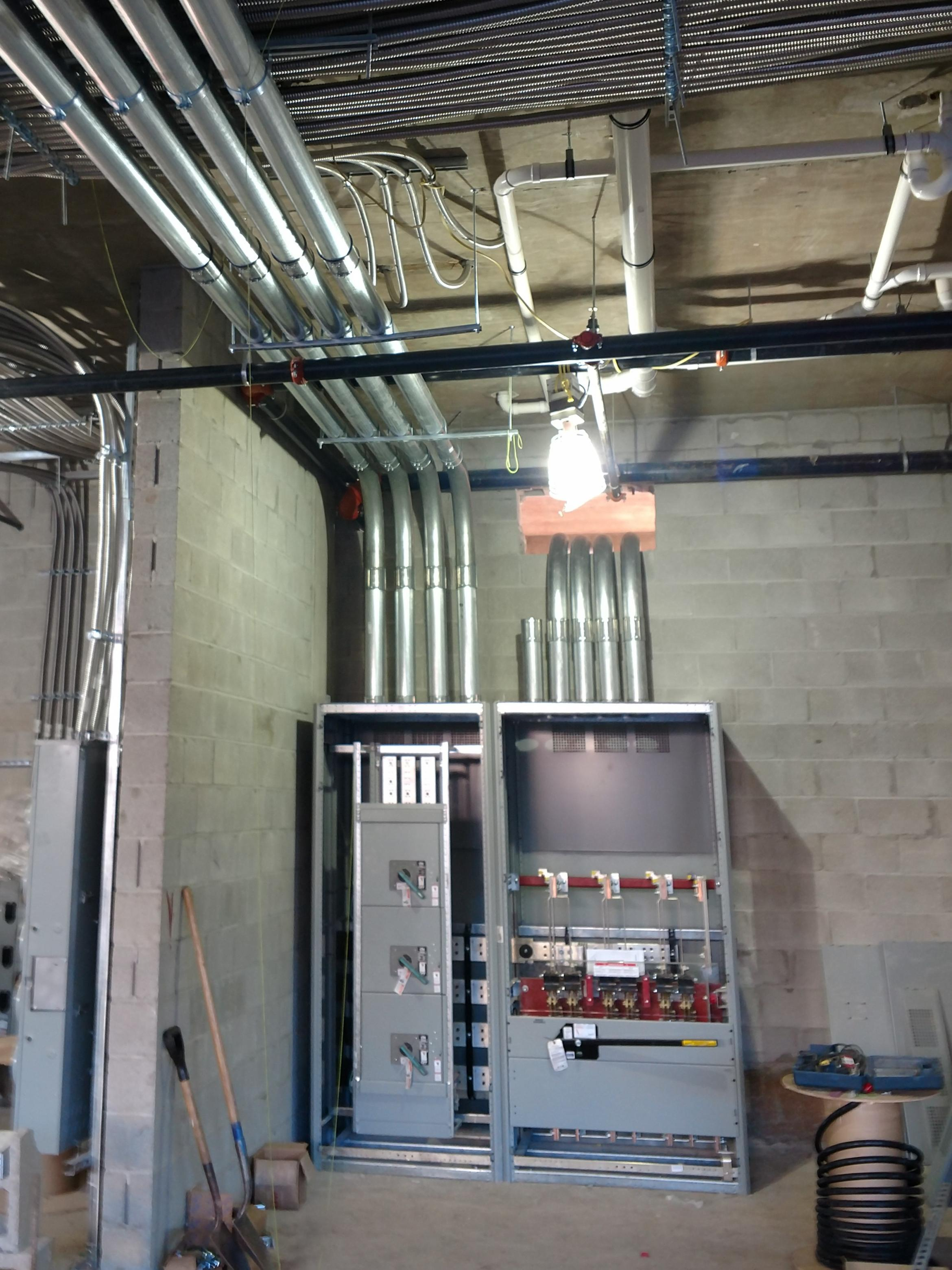 New Building in Newark | MDC Electrical Contractor, LLC