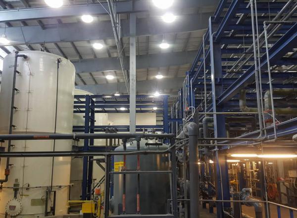 Kuehne Chemical Plant Fire Pump
