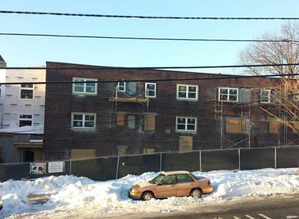 22 Unit Apartment Building in Newark